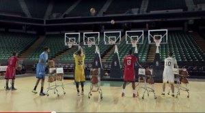 La Navidad llega al mejor estilo de la NBA (Video)