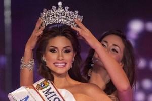 María Gabriela Isler, la nueva Miss Universo, estará en Showbiz
