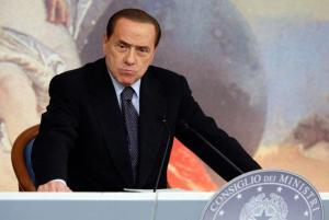 Berlusconi: Mis hijos se sienten como judíos bajo el régimen de Hitler