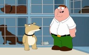 """Vinny, el reemplazo de Brian en """"Padre de Familia"""""""