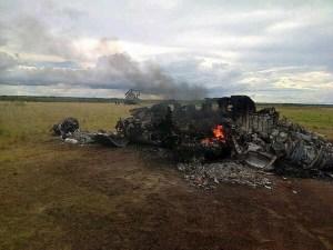 México pide información a Venezuela sobre avión derribado