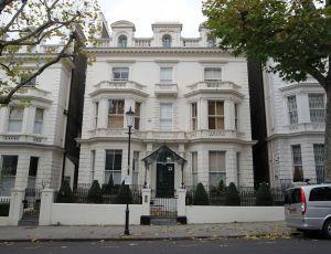 La nueva casa de David y Victoria Beckham (Foto)