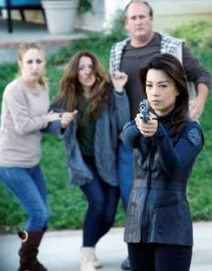 """""""Marvel's Agents of S.H.I.E.L.D"""" estará en tu pantalla este miércoles"""