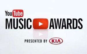 YouTube premiará hoy a los cantantes del momento