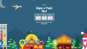 Cómo seguir el recorrido de Papa Noel por el mundo