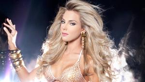 Nuestra Miss Gabriela Graff lista para la final de la Reina Hispanoamericana