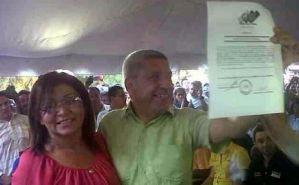 "LA FOTO: Ya la ""cuna de Chávez"" tiene alcalde opositor"