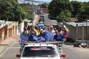 Gran caravana por el progreso y la  dignidad realizó la unidad en Maracaibo (Fotos)