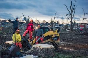 La fundación creada por Paul Walker, ayudando a víctimas de desastres naturales desde 2010