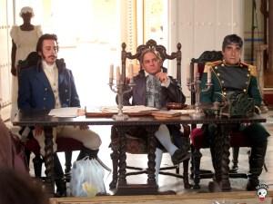 """HUMOR: La escena eliminada de """"Bolívar, El Hombre De Las Dificultades"""" (Fotomontaje)"""