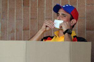 La oportunidad que Capriles dejó escapar