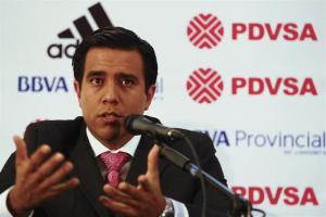 Presidente de Federación Venezolana de Fútbol acepta renuncia de César Farías