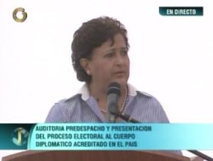 """CNE """"garantiza"""" resultados de elecciones Municipales"""