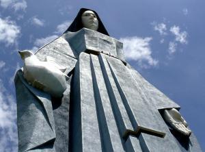 Declaran Bien de interés cultural a la Virgen de La Paz en Trujillo