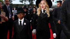 Madonna confiesa quién eligió su vestuario para los Grammy