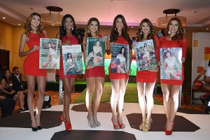 Regresa el Calendario Chance con seis bellezas criollas ex misses (FOTO)