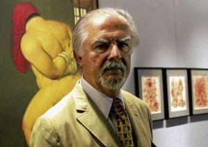 Incendio destruye casa de descanso del pintor colombiano Fernando Botero