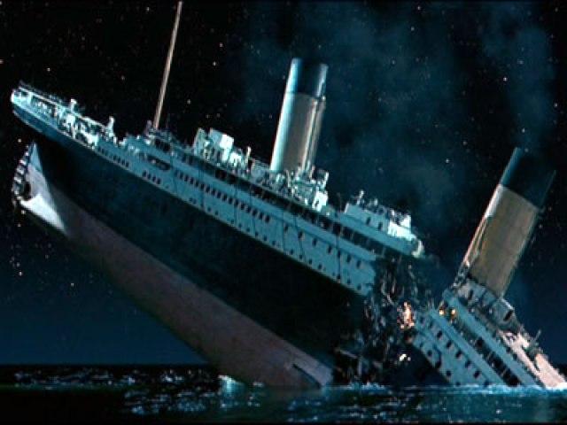 Hundimiento-del-Titanic
