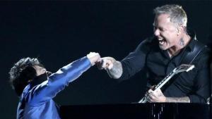 Grammy junta a Metallica y al pianista Lang Lang en inédita presentación (Video)