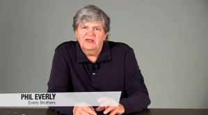 Muere Phil Everly, del dúo de música country Everly Brothers