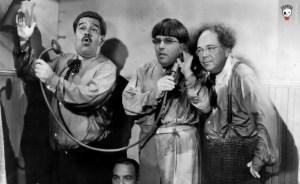 """Ellos son los nuevos """"Tres Chiflados"""" de la maxidevaluación (80 por ciento implícita)"""