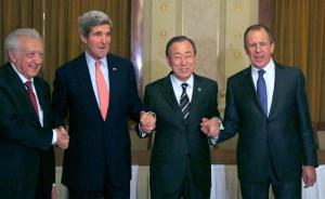Una frágil esperanza en conferencia de Paz para Siria