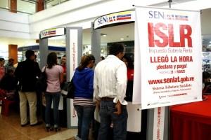 Restan sólo cuatro días para declarar y pagar ISLR