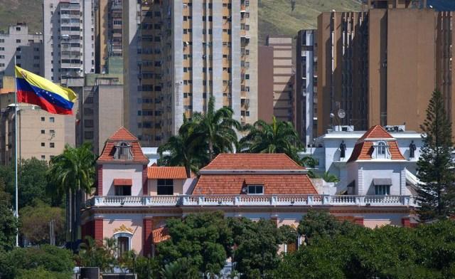 Fachada de Miraflores (Foto archivo)