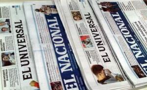 Trabajadores de la prensa exigen agilizar trámites para importación de papel