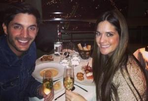 Daniel Elbittar y Sabrina Seara se comprometieron (Fotos)