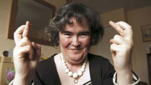 Susan Boyle solicitó empleo como cajera