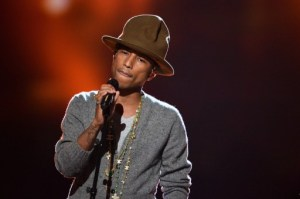 Pharrell Williams actuará en los Óscar