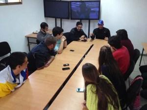 Capriles respalda la marcha convocada por los estudiantes para el 12F