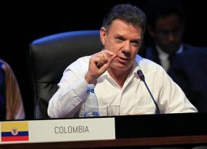 Presidente Santos confirma que su correo personal fue interceptado por desconocidos