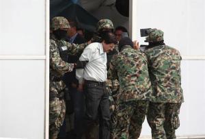 """Un drone y la interceptación de llamadas telefónicas ayudaron a localizar al """"Chapo"""""""