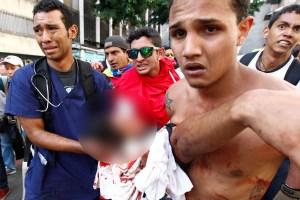 Tres cámaras grabaron el asesinato del estudiante Bassil Alejandro Dacosta (Video)