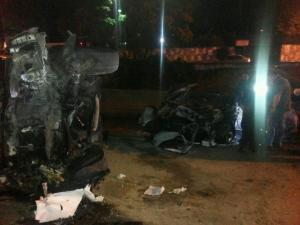 Dos policías y cuatro secuestradores muertos en la Prados del Este (Fotos y Video)