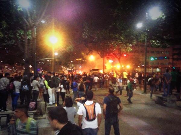 Aquí puede ver stream en VIVO desde la Plaza Altamira