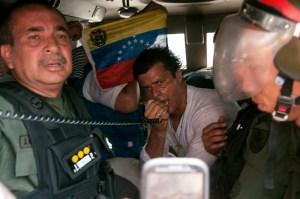 Gobernador nombrado por el CNE en Bolívar, entre los sancionados de EEUU por sangrienta represión del 2014