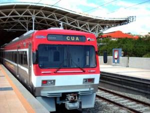 """Los grabaron haciendo """"cositas"""" dentro del tren a Ocumare (Video para adultos)"""