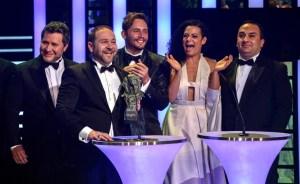 """""""Azul y no tan Rosa"""" gana el Goya por Mejor Película Iberoamericana"""