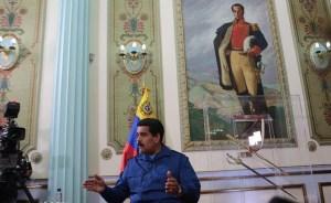 Maduro: Me llaman dictador, pero yo acabaré el amarillismo en los medios de comunicación