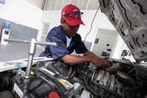 Sector autopartes presenta una caída de 83% en producción de vehículos
