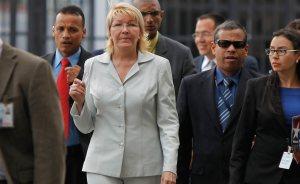 Ortega Díaz confirma dos fallecidos en manifestación en Caracas