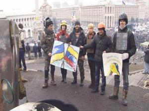 Resistencia de Ucrania le envía un mensaje a los venezolanos (Foto + Video)