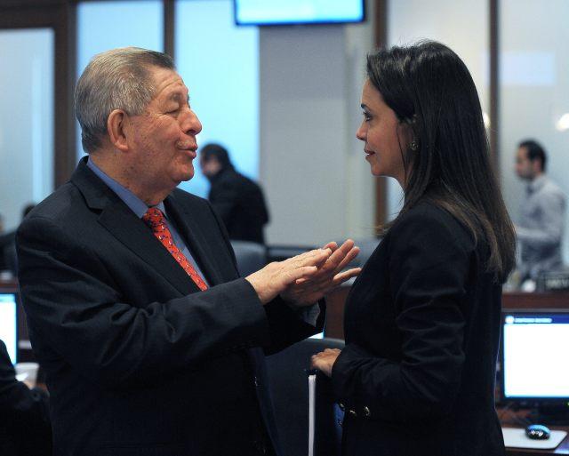 LA OEA DECIDE CERRAR A LA PRENSA LA SESIÓN EN LA QUE PREVÉ INTERVENIR MACHADO