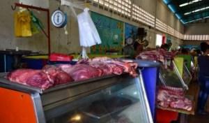 Hasta 170 bolívares tienen que pagar en Anaco por la carne de res