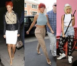 #SheLooksLike Consigue el look de Rihanna, por @MaiahOcando