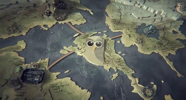 """¿Y si los reinos de """"Game of Thrones"""" fueran redes sociales?"""