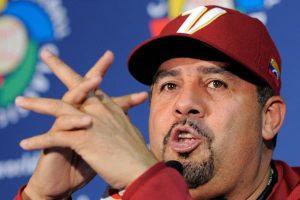 Luis Sojo será mánager en la Liga Mexicana